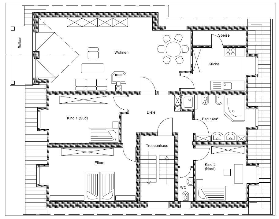 U form bungalow grundrisse ~ Ihr Traumhaus Ideen